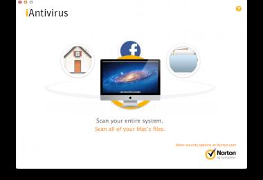iAntivirus mac