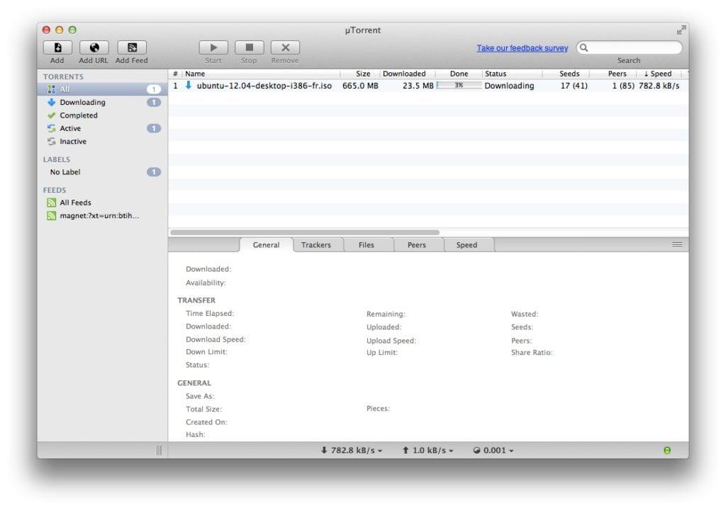 utorrent mac tuto