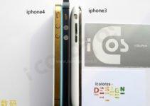 iPhone 5 : comparaison en photos avec l'iPhone 3GS et 4S !