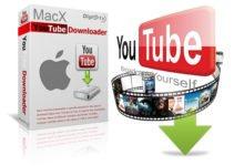 MacX YouTube Downloader : télécharger les vidéos YouTube au format de son choix
