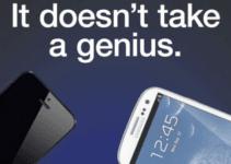 Galaxy S III vs iPhone 5… Samsung n'y va pas par quatre chemins !