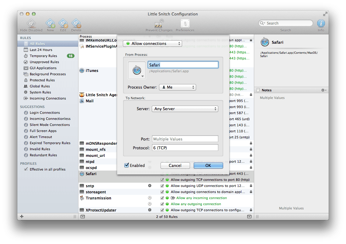 Tuto : Comment configurer le pare-feu Mac Little Snitch ?