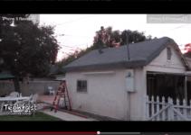 iPhone 5 : premier crash test du smartphone jeté du haut d'un toit !