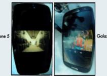 Samsung Galaxy S3 vs Iphone 5 : le crash test !