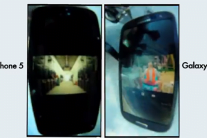 Iphone 5 Vs Samsung Galaxy S3 - Crash Tests