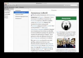 BetterDictionary mac