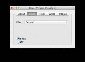 Cover Version mac