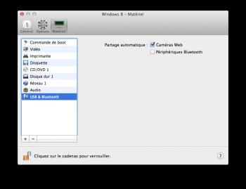Parallels Desktop 10 usb