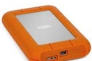 Lacie Rugged usb3 thunderbolt 120 Go SSD-logo