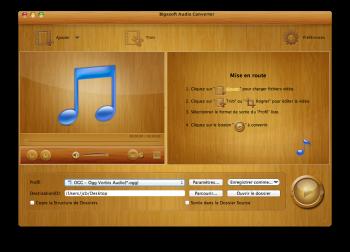 Bigasoft Audio converter mac