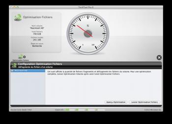 Optimiser disque dur Mac