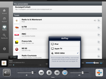 Veho Bluetooth AirPlay
