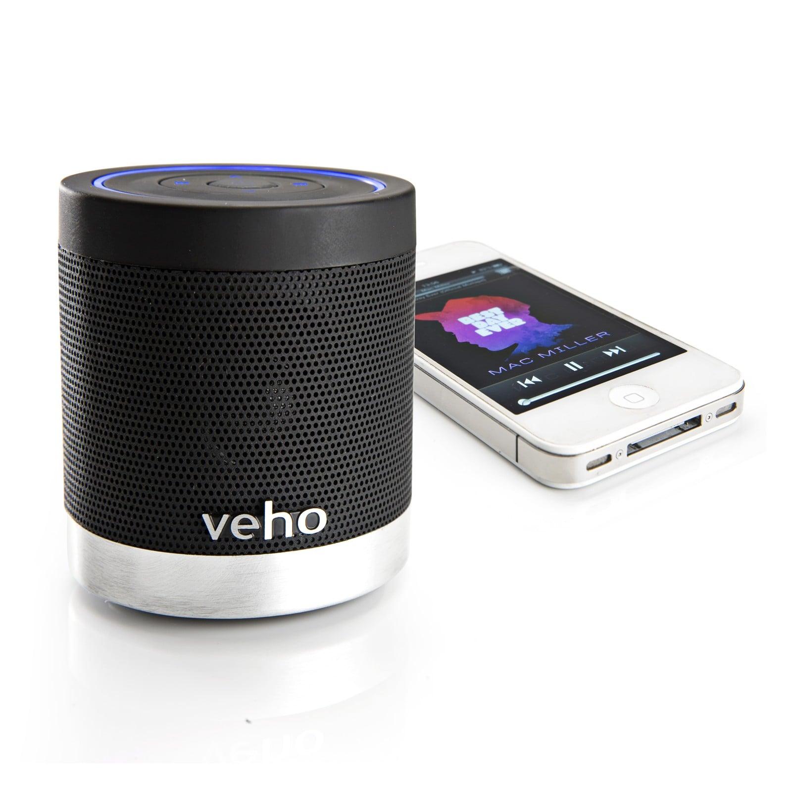 test enceinte bluetooth veho 360 m4 pour iphone ipad. Black Bedroom Furniture Sets. Home Design Ideas