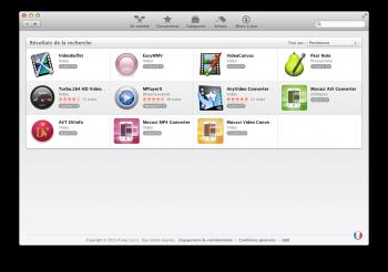 convertisseur video app store