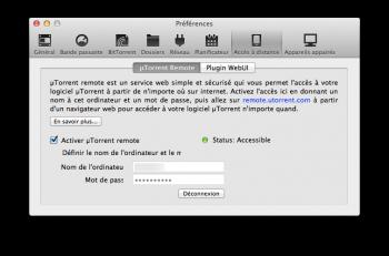 utorrent remote tuto