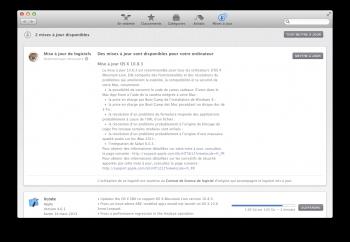 Mountain Lion 10.8.3 mise a jour