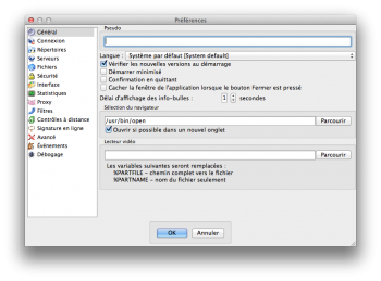 configurer emule mac