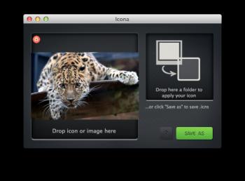 icona mac transformer image en icone