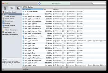 CleanApp nettoyer cache mac