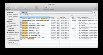 easyfind indexation de fichiers