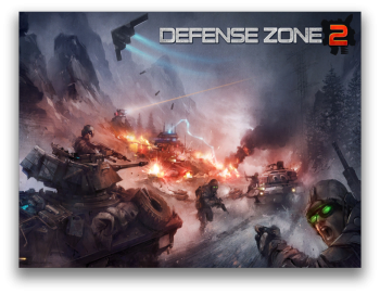 Defense Zone 2 tower defense mac