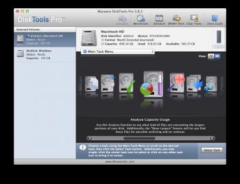 reparer disque dur mac