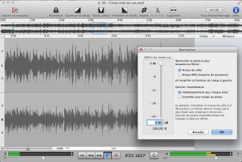 Sound Studio audacity