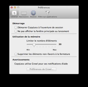 copyless app