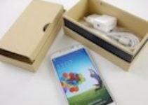 Que contient le coffret du Samsung Galaxy S4 ?