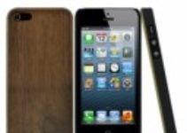 iPhone 5 : et pourquoi pas une coque en bois naturelle et écologique ?
