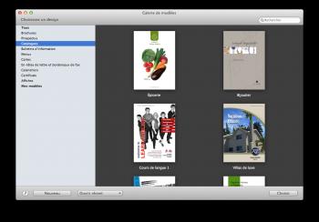 Swift Publisher - pao facile sur mac