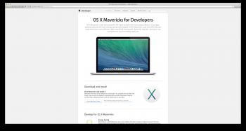 Installer OSX10.9 DeveloperPreview