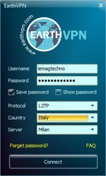 test earthvpn