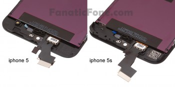 iphone 5s connecteur
