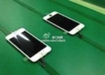 iPhone 5S première photo sur la chaîne d'assemblage !
