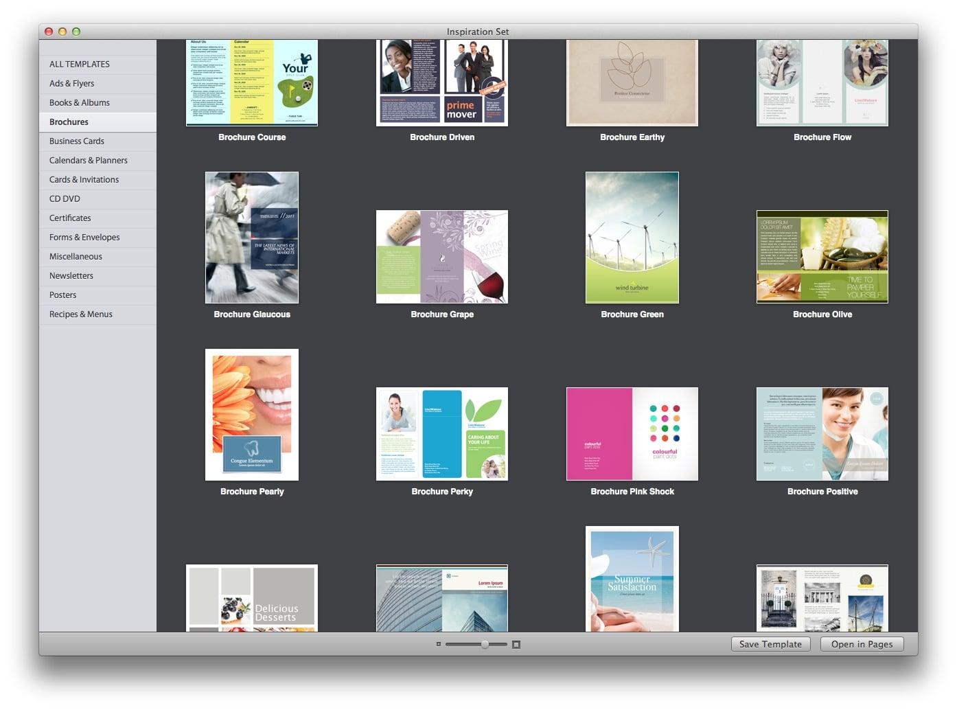 Lapp Intgre 250 Modles De Compositions Documents Il Y En A Pour Tous Et Les Gots Crer Des Flyers Brochures Cartes Visite