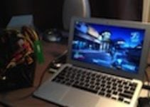 Une Nvidia GTX 570 reliée à un Macbook Air 11″ (2013) !