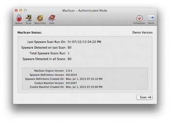 mac scan