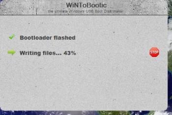 wintoboot creation de clé