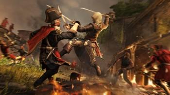 Black Flag attaquer un fort