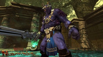 Dungeons et Dragons Neverwinter mmo