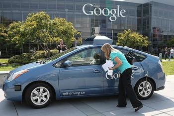 Google Robot Taxi