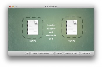 PDF squeezer gain compression