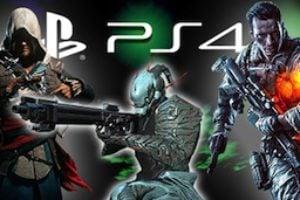 PlayStation 4 jeux