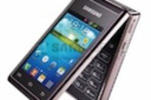 Samsung Galaxy folder picture