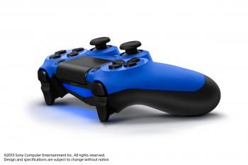 dualshock 4 blue