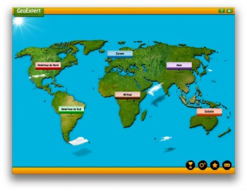GeoExpert apprendre geographie