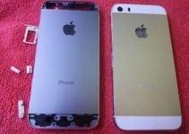 iPhone 5S vs iPhone 5C, Sonny Dickson lève définitivement le doute ! (68 photos)