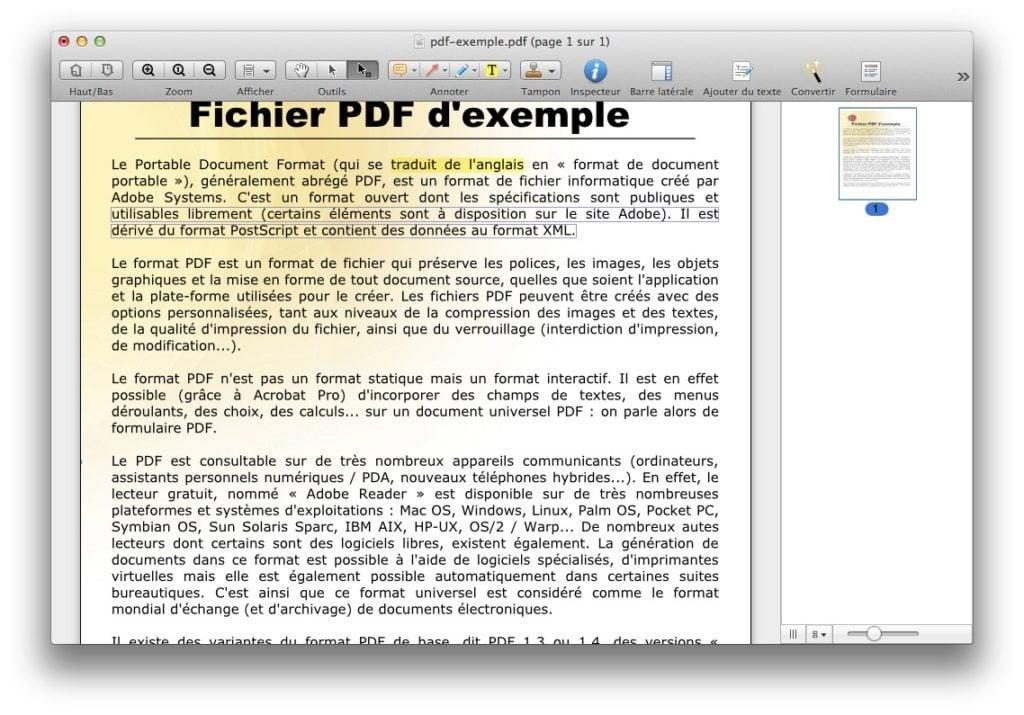 Comment modifier un PDF sur Mac Wondershare PDF Editor Pro