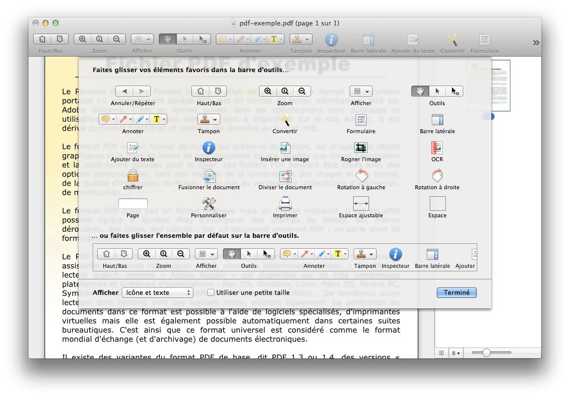 comment modifier un pdf sur mac sans complications